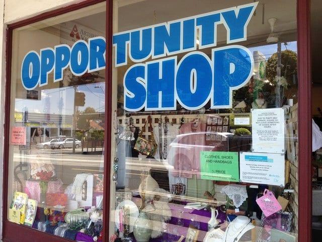 op shop e negozi dell 39 usato in australia dreamin 39 australia